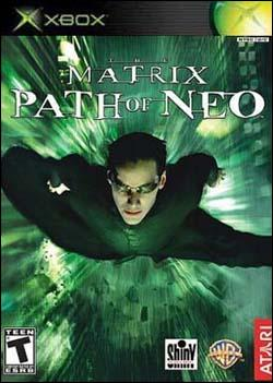 The Matrix: Path of Neo (Xbox) by Atari Box Art