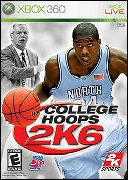 College Hoops 2K6 (Xbox 360) by 2K Games Box Art