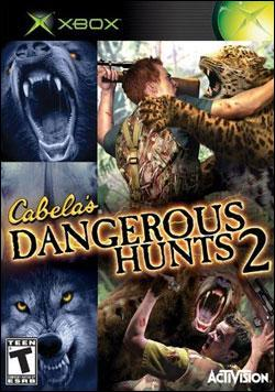 Cabela's Dangerous Hunts 2 (Xbox) by Activision Box Art