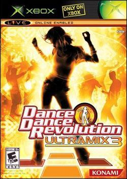Dance Dance Revolution Ultramix 3 (Xbox) by Konami Box Art