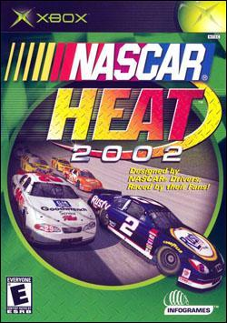 Nascar Heat 2002 (Xbox) by Atari Box Art