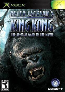 Peter Jackson's King Kong (Xbox) by Ubi Soft Entertainment Box Art