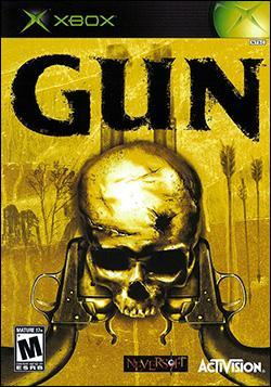 Gun (Xbox) by Activision Box Art