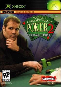 World Championship Poker 2: Featuring Howard Lederer (Xbox) by Crave Entertainment Box Art