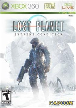 Lost Planet: Extreme Condition Box art