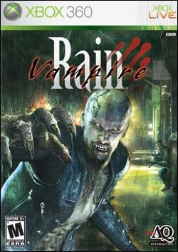 Vampire Rain (Xbox 360) by Microsoft Box Art