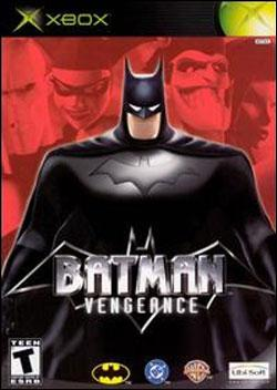 Batman Vengeance (Xbox) by Ubi Soft Entertainment Box Art