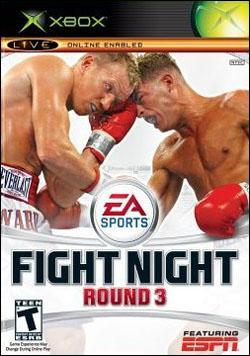 Fight Night Round 3 (Xbox) by Electronic Arts Box Art