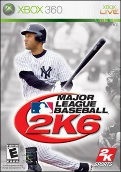 Major League Baseball 2K6 (Xbox 360) by 2K Games Box Art
