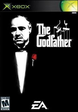 The Godfather: The Game (Xbox) by Electronic Arts Box Art