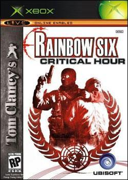Tom Clancy's Rainbow Six: Critical Hour (Xbox) by Ubi Soft Entertainment Box Art