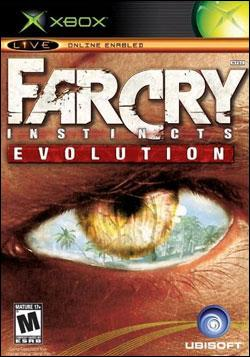 Far Cry: Instincts Evolution (Xbox) by Ubi Soft Entertainment Box Art