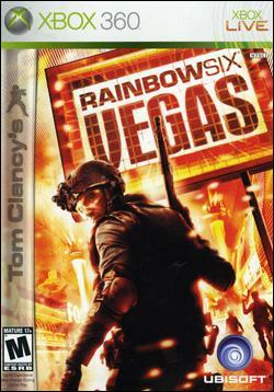 Tom Clancy's Rainbow Six: Vegas (Xbox 360) by Ubi Soft Entertainment Box Art