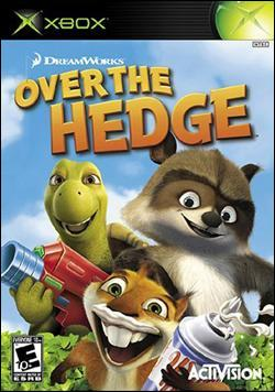Over The Hedge (Xbox) by Activision Box Art