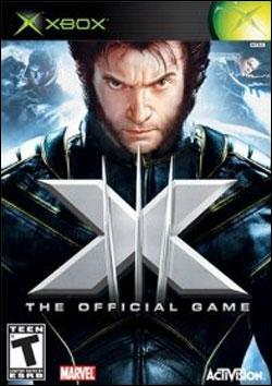 X-Men: The Official Movie Game (Xbox) by Activision Box Art