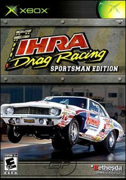 IHRA Drag Racing Sportsman Edition (Xbox) by Bethesda Softworks Box Art