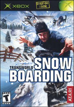 TransWorld Snowboarding (Xbox) by Atari Box Art