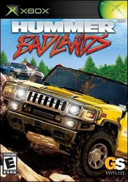 Hummer: Badlands (Xbox) by 2K Games Box Art