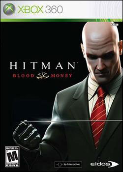 Hitman: Blood Money (Xbox 360) by Eidos Box Art