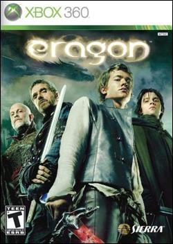 Eragon (Xbox 360) by Vivendi Universal Games Box Art