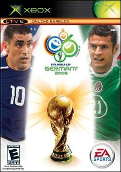 FIFA World Cup: Germany 2006 (Xbox) by Electronic Arts Box Art