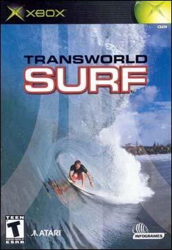 TransWorld Surf (Xbox) by Atari Box Art