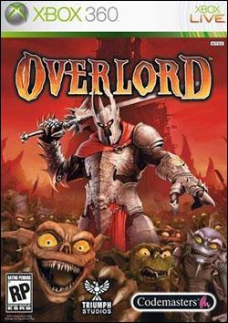 Overlord (Xbox 360) by Codemasters Box Art