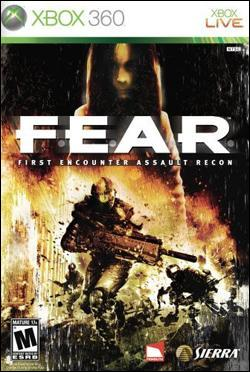 FEAR: First Encounter Assault Recon (Xbox 360) by Vivendi Universal Games Box Art