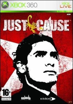 Just Cause (Xbox 360) by Eidos Box Art