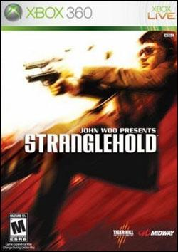 John Woo presents Stranglehold (Xbox 360) by Midway Home Entertainment Box Art