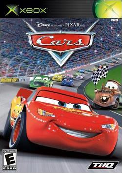 Cars (Xbox) by THQ Box Art