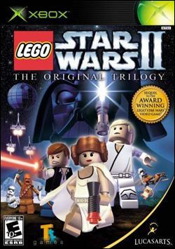 LEGO Star Wars II: The Original Trilogy (Xbox) by LucasArts Box Art