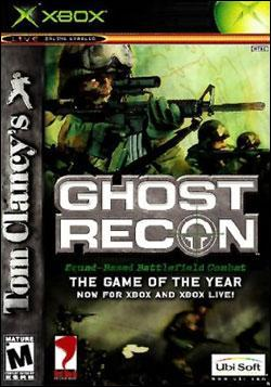 Tom Clancy's Ghost Recon (Xbox) by Ubi Soft Entertainment Box Art