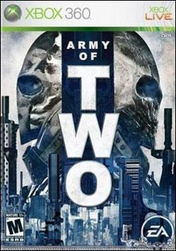 Army of Two (Xbox 360) by Electronic Arts Box Art