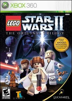 LEGO Star Wars II: The Original Trilogy (Xbox 360) by LucasArts Box Art