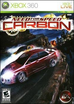 Need for Speed: Carbon (Xbox 360) by Electronic Arts Box Art
