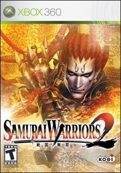 Samurai Warriors 2 (Xbox 360) by KOEI Corporation Box Art