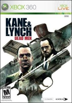 Kane & Lynch: Dead Men (Xbox 360) by Eidos Box Art