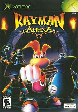 Rayman Arena (Xbox) by Ubi Soft Entertainment Box Art