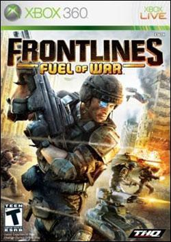 Frontlines: Fuel of War (Xbox 360) by THQ Box Art