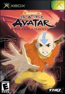 Avatar: The Last Airbender (Xbox) by THQ Box Art