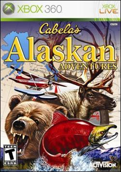 Cabela's Alaskan Adventure (Xbox 360) by Activision Box Art