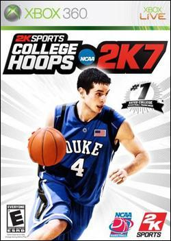 College Hoops 2K7 (Xbox 360) by 2K Games Box Art