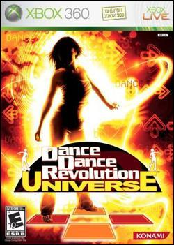 Dance Dance Revolution Universe (Xbox 360) by Konami Box Art