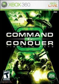 Command & Conquer 3: Tiberium Wars (Xbox 360) by Electronic Arts Box Art