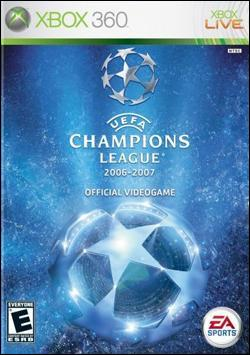 UEFA Championships League 2006-2007 (Xbox 360) by Electronic Arts Box Art