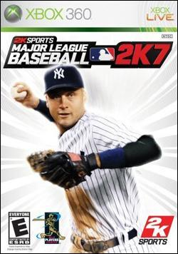 Major League Baseball 2K7 (Xbox 360) by 2K Games Box Art