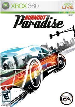 Burnout Paradise (Xbox 360) by Electronic Arts Box Art