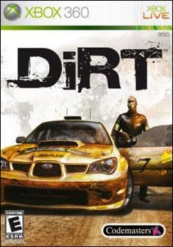 DiRT (Xbox 360) by Codemasters Box Art