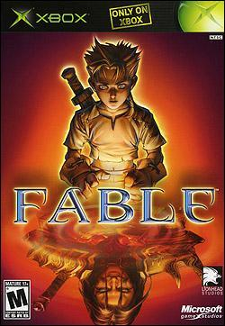 Fable (Xbox) by Microsoft Box Art